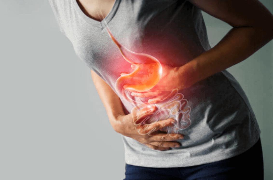 problemy żołądkowe
